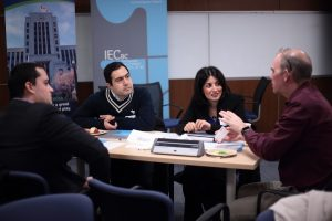 IECBC - Immigrant Employment Council of B C  - Connecting